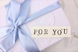結婚式の受付のお礼2