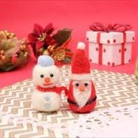子ども会のクリスマス会プログラム1