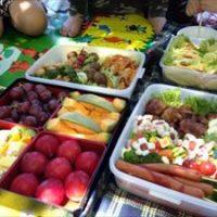 幼稚園の運動会お弁当に簡単カワイイ3つのアイデア