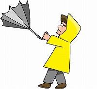 台風の暴風警報の基準は?注意報との違いは?